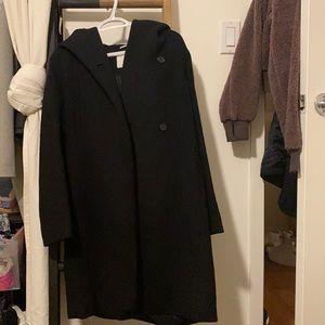 Aritzia Brenna Wool Coat